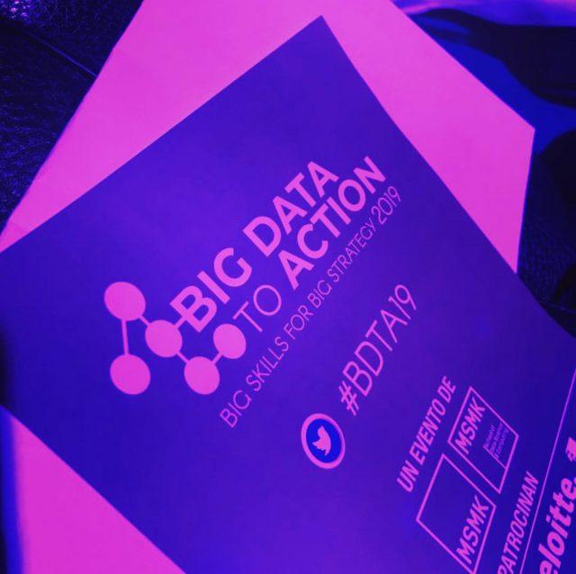 Evento Big Data 2019